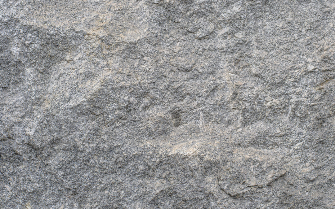granite wall close up