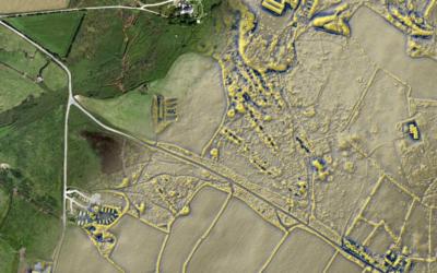Finding Abandoned Mine Workings using LiDAR