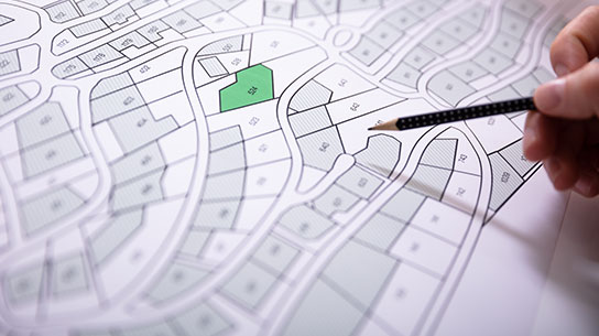 Housing development plan