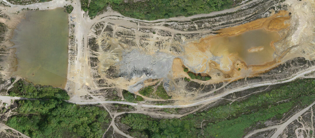 Using Satellites to Detect Pollution from Old Mines