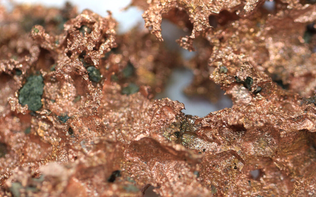 Review of Spanish Copper Mines